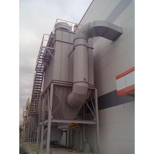潍坊符合环保要求除尘设备 在行业中