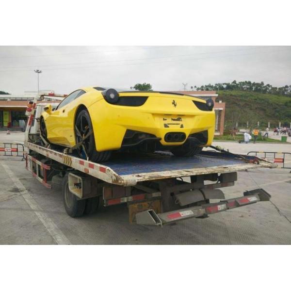 涟水拖车【援在眼前】专业汽车、拖车