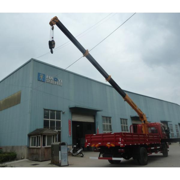 6吨无线遥控随车吊 低价 园林专用