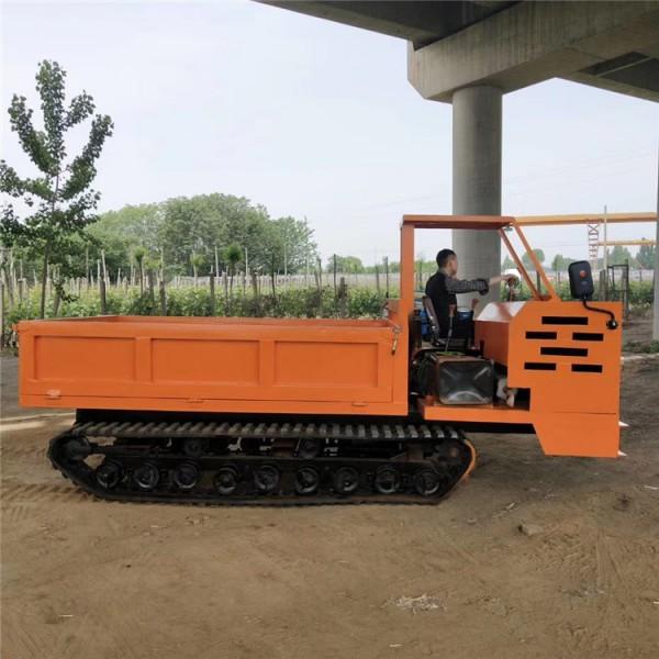 履带工程运输车 小型履带式运输车 水田山地矿用运输车