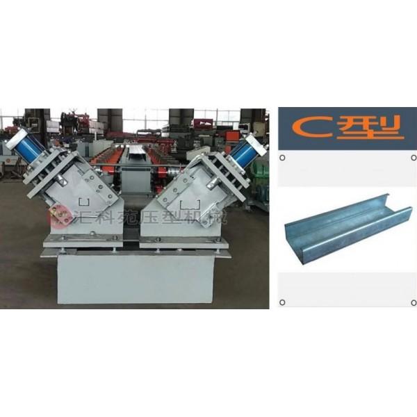 河北汇科苑冷弯机械公司专业生产轻钢龙骨成型机质优价廉