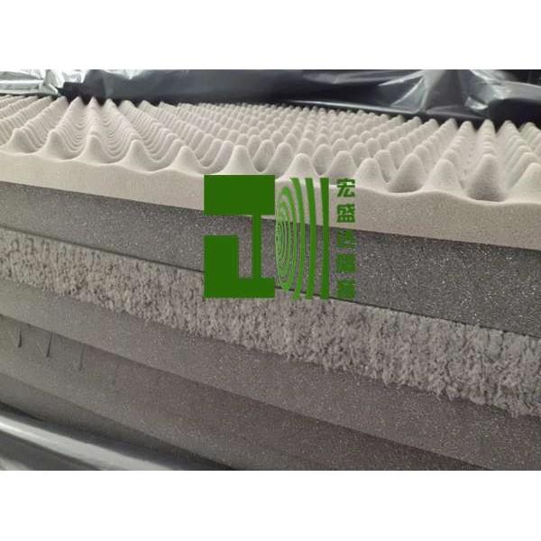 隔音箱吸音棉 设备阻燃隔音棉 消音鸡蛋棉 风管消音材料