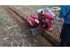 小型开沟培土机多功能开沟培土机果园开沟机多少钱