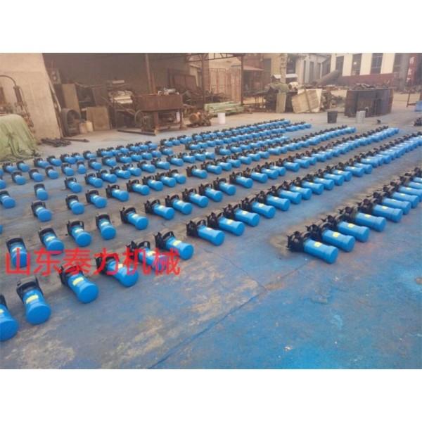 山东泰力厂家专供煤矿单体液压支柱 煤安证