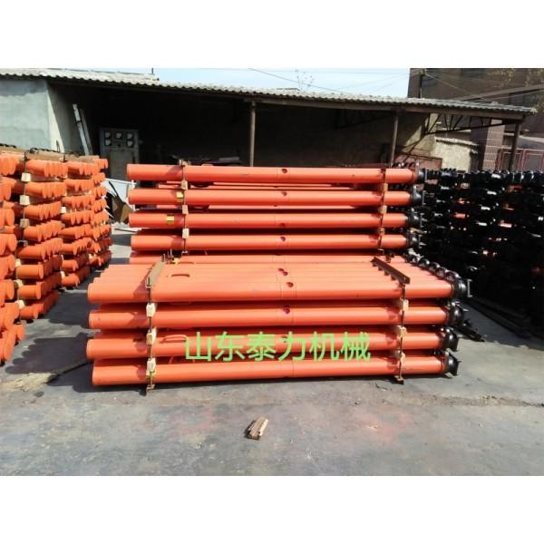 供应山西朔州DW28-350/110X悬浮液压支柱 柱塞式