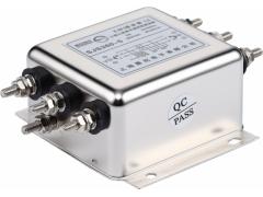 EMI/EMC三相三线单级380V低通交流抗干扰滤波器