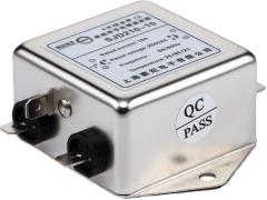 赛纪电源滤波器220V10A交流单相音频净化抗干扰EM