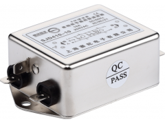 赛纪滤波器220V单相双级EMI抗干扰插座净化器