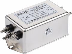 赛纪单相交流三级滤波器220Vemi低通交流车载噪音抗干扰