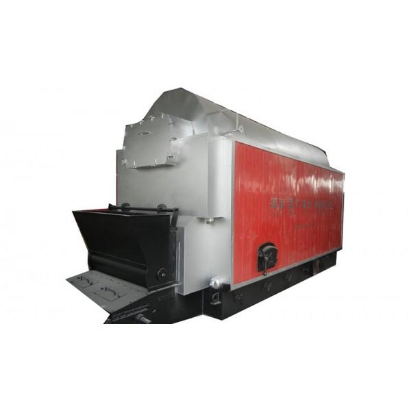 14MW生物质链条热水锅炉