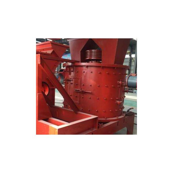 清远立轴制砂机与普通制砂机的区别更