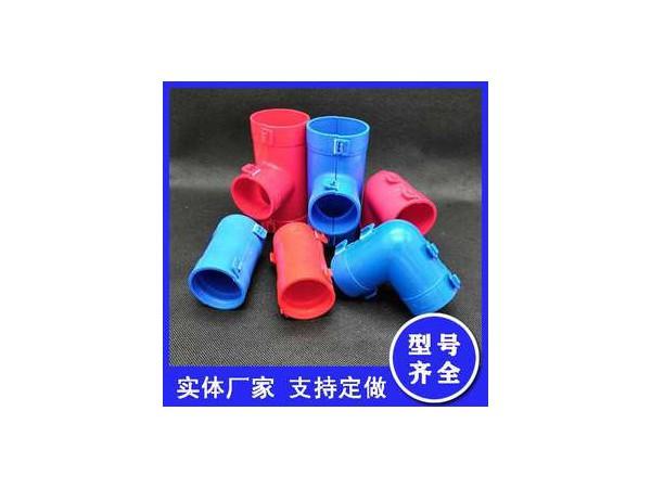 厂家直销PVC配件(弯头、三通、直通)