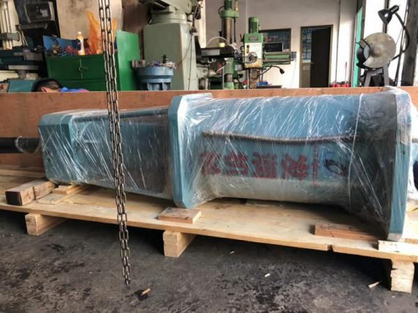 铁矿开采设备液压分裂机产品组成和工作原理
