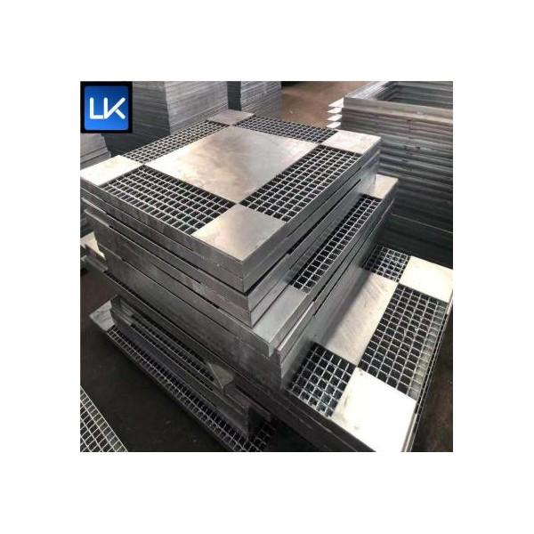 钢格板厂家直销镀锌复合钢格板 花纹板钢格板 复合钢格栅