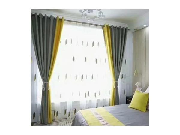 西安布艺窗帘窗帘风格多样