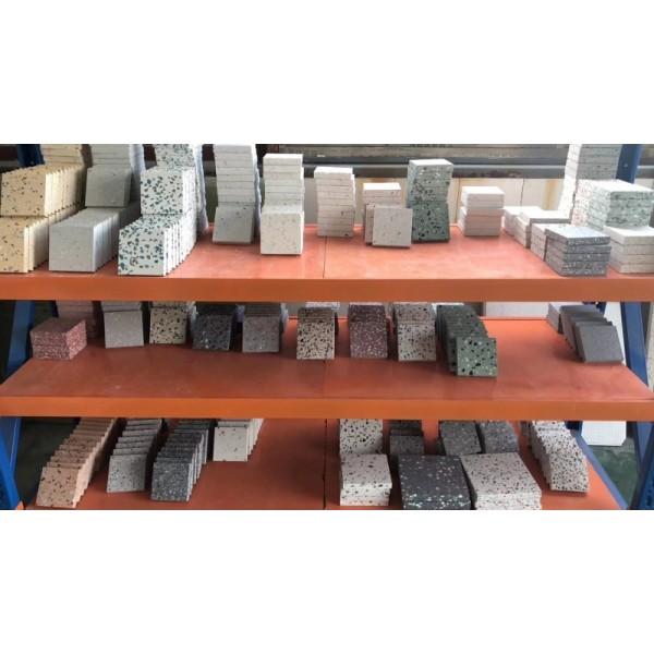 无机水磨石预制板-不发火水磨石地板