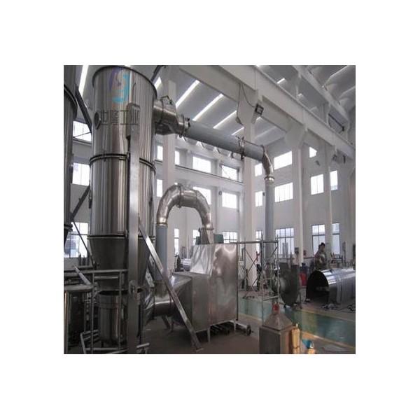 沸腾干燥机,立式沸腾干燥机,沸腾制粒