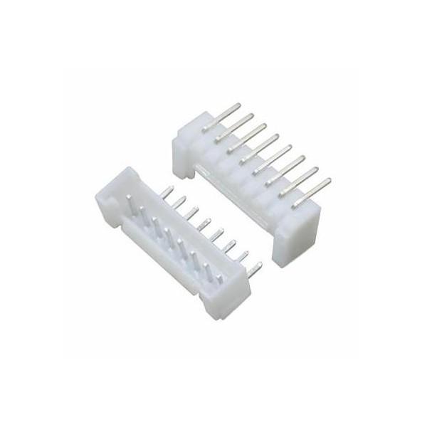 2.0间距 双排弯针带扣座子 PHB弯针带扣