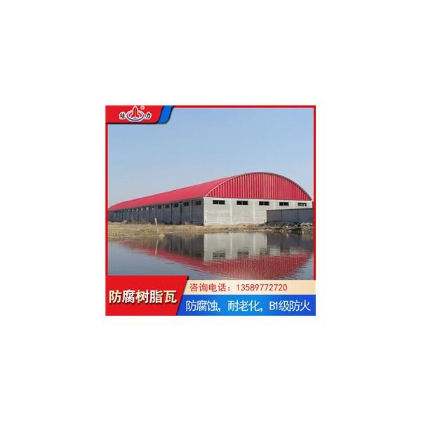 江苏苏州增强玻纤瓦 apvc复合防腐瓦