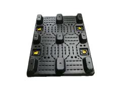 双层复合吸塑托盘 围板箱配套使用大型塑料托盘亚美三兄