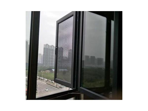 小区108断桥铝平开窗 铝合金材质 铝合金平开门窗 铝合金重型断桥门窗厂家定制