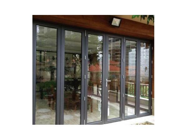 莜歌定制 小区85断桥铝窗户 铝合金阳台平开窗 隔音隔热铝合金断桥门窗厂家定制