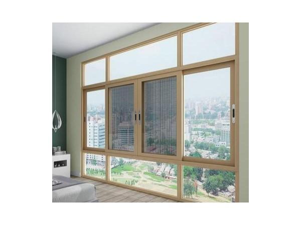 厂家直销定制断桥铝合金门窗 隔音落地平开窗 酒店铝合金门窗 铝合金平开窗