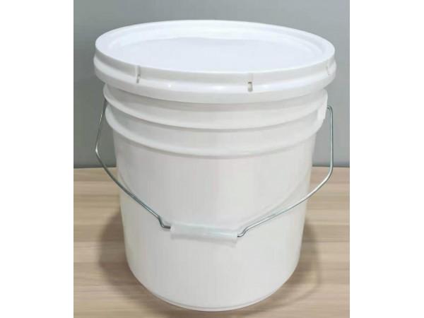 5加仑5GA有机硅胶密封胶塑料美式直口桶直身桶直璧桶