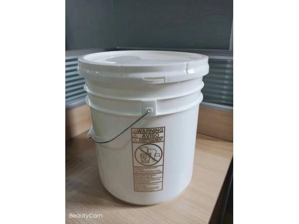 汽车结构胶车用粘接剂直口桶5加仑5GA塑料美式桶直身桶直璧桶直口桶